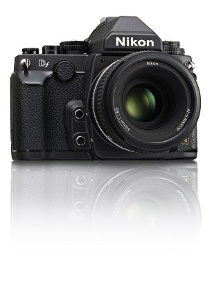 Nikon Df preorder black camera