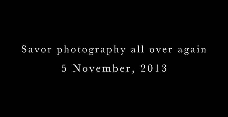 Nikon DF Annoucement Date November 5, 2013
