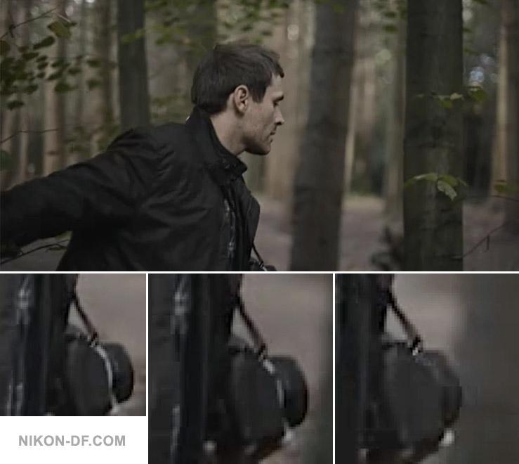 Nikon DF camera woods walk
