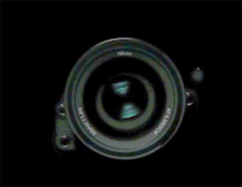 Nikon DF lens